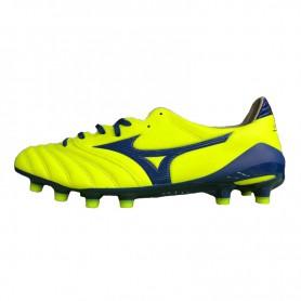 M4705 Football Boots MIZUNO MORELIA NEO II MD-Yellow/Navy