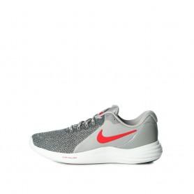 N0594 รองเท้าวิ่งเด็ก NIKE LUNAR APPARENT GS-Grey