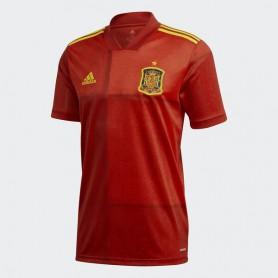 A4725 Men Football ADIDAS Spain Home Jersey 2020