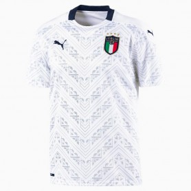 P4731 Men Football Puma Italia HOME JERSEY 2020