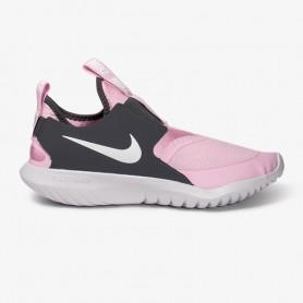 N4756 Kids Running Shoes Nike Flex Runner-Pink Foam/White/Dark Grey