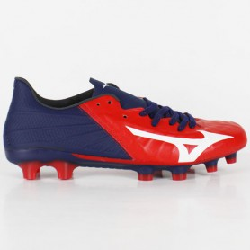 M4769 Football Boots MIZUNO REBULA 3 JAPAN-HIGHRISKRED/WHITE