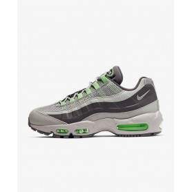 N4783 Men's Shoe Nike Air Max 95 Utility-Thunder Grey/Atmosphere Grey/Electric Green/Reflect Silver