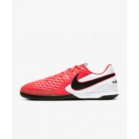 N4798 Futsal Nike Tiempo Legend 8 Academy IC -Laser Crimson/White/Black