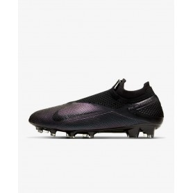 N4816 Football Boot Nike Phantom Vision 2 Elite Dynamic Fit FG-Black/Black
