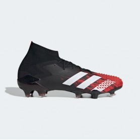 A4820 Football Boot ADIDAS Predator Mutator 20.1 FG-Core Black/Cloud White/Active Red