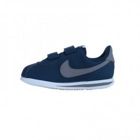 N0606 รองเท้า Sneakers เด็กเล็ก NIKE CORTEZ BASIC SL (PSV)-Navy