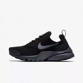 N0607 รองเท้า Sneakers เด็ก NIKE PRESTO FLY-Black