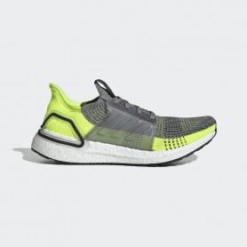 A4860 Men Running adidas Ultraboost 19-Grey Three/Grey Three/Core Black