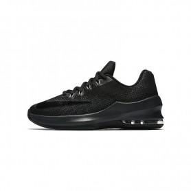 N0609 รองเท้า Sneakers เด็ก Nike Air Max Infuriate GS-Black