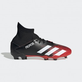 A4888 รองเท้าฟุตบอล รองเท้าสตั๊ดเด็ก ADIDAS PREDATOR 20.3 JR. FG-Core Black/Cloud White/Active Red