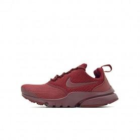 N0611 รองเท้า Sneakers เด็ก NIKE PRESTO FLY-DARK RED