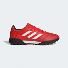 A4890 Football Boots ADIDAS Copa 20.3 TF-Active Red/Cloud White/Core Black
