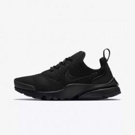 N0612 รองเท้า Sneakers เด็ก NIKE PRESTO FLY-Black
