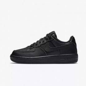 N0613 รองเท้า Sneakers เด็กเล็ก NIKE AIR FORCE 1-BLACK
