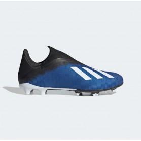 A4903 Football Boots ADIDAS X 19.3 FG-Team Royal Blue/Cloud White/Core Black