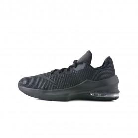N0613 รองเท้าบาสเก็ตบอลเด็ก Nike AIR MAX INFURIATE II (GS) -Black