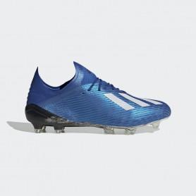 A4906 Football Boots ADIDAS X 19.1 FG-Team Royal Blue/Cloud White/Core Black
