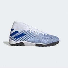 A4908 Football Boots ADIDAS Nemeziz 19.3 TF-Cloud White/Team Royal Blue/Core Black