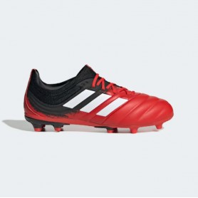 A4914 Children Soccer ADIDAS Copa 20.1 JR. FG-Active Red/Cloud White/Core Black