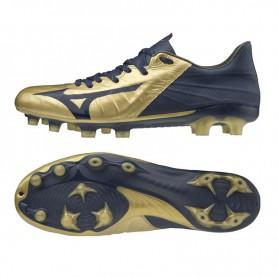M4926 Football Boots MIZUNO REBULA 3 JAPAN-GOLD/Navy
