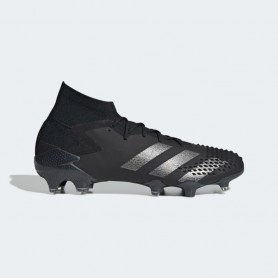 A4934 Football Boot ADIDAS Predator Mutator 20.1 FG-Core Black/Core Black/Silver Metallic