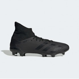 A4936 Football Boot ADIDAS Predator 20.3 FG-Core Black/Core Black/Solid Grey