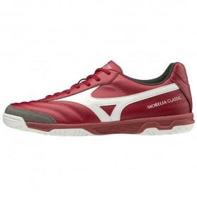 M4951 Futsal Shoe Morelia Sala Classic IN- Red/Black