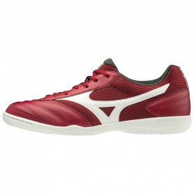 M4952 Futsal Shoe MIZUNO MRL Sala Club- Red/White