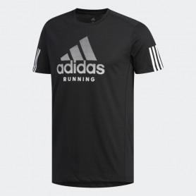A4967 เสื้อยืดแฟชั่น adidas RUN IT BADGE OF SPORT