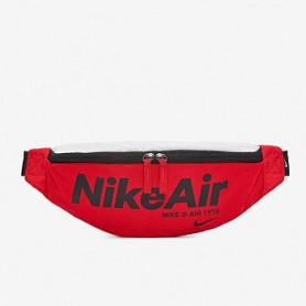 N4828 กระเป๋าคาดเอว Nike FC Hip Pack-Black/Black/White