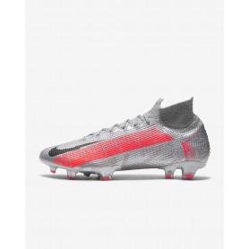 N4867 Football Boot Nike Mercurial Superfly 7 Elite FG-Laser Crimson/Black