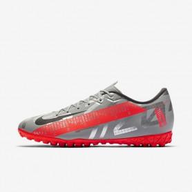 N4929 Football Boot Nike Mercurial Vapor 13 Academy TF-Black/Black