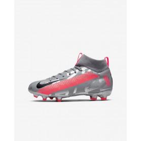 N4944 Kid Football Boot Nike Jr. Mercurial Superfly 7 Academy MDS MG-Lemon Venom/Aurora/Black