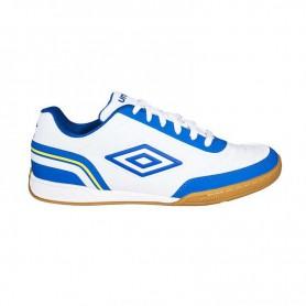 U0471 รองเท้าฟุตซอล UMBRO Futsal Street V-สีขาว