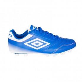 U0479 รองเท้าฟุตบอล รองเท้าสตั๊ด UMBRO Classico-สีฟ้า