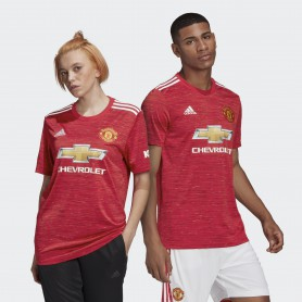 A3662 Men's Soccer ADIDAS Manchester United Home Jersey 2019/20