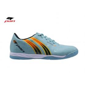 PA0638 รองเท้าฟุตซอล Pan PERFORMAX 6 - LT.Blue/Orange