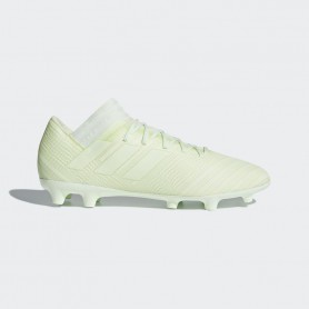 A0645 รองเท้าฟุตบอล รองเท้าสตั๊ด ADIDAS Nemeziz 17.3 FG -Aero/Green