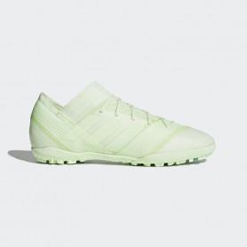 A0646 รองเท้าฟุตบอล 100ปุ่ม สนามหญ้าเทียม ADIDAS NEMEZIZ TANGO 17.3 TF -Aero/Green