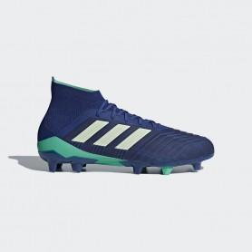 A0650 รองเท้าฟุตบอล รองเท้าสตั๊ด ADIDAS Predator 18.1 FG -Blue