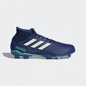 A0652 รองเท้าฟุตบอล รองเท้าสตั๊ด ADIDAS Predator 18.3 FG -Blue