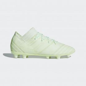 A0674 รองเท้าฟุตบอล รองเท้าสตั๊ด ADIDAS Nemeziz 17.2 FG -Aero Green