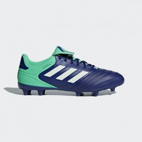 A0676 รองเท้าฟุตบอล รองเท้าสตั๊ด ADIDAS COPA 18.3 FG -Unity Ink/Aero Green