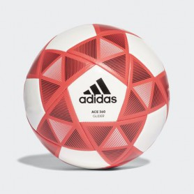 A0680 ลูกฟุตบอล Predator Glider Ball-White/Red