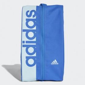 A0686 กระเป๋าใส่รองเท้า adidas Linear Performance Shoe Bag-Blue