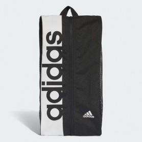 A0687 กระเป๋าใส่รองเท้า adidas Linear Performance Shoe Bag-Black