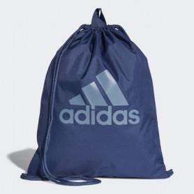 A0688 กระเป๋า adidas PERFORMANCE LOGO GYM BAG - Blue