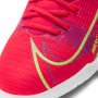 N5764 รองเท้าฟุตซอล NIKE VAPOR 14 ACADEMY IC - Bright Crimson/Indigo Burst/White/Metallic Silver