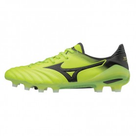 M0705 รองเท้าสตั๊ด รองเท้าฟุตบอล MIZUNO MORELIA NEO II MD -Yellow/Black
